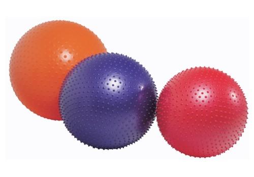 Pelotón sensorial de pinchos 65cm - Estimulación de gran volumen