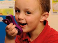 Pinzas parlantes - Convierte cualquier cosa en un comunicador