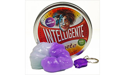 Super Thinking Putty Glow - Thinking putty glow with a UV light