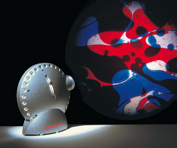 Space projector - Proyecta formas y colores espectaculares