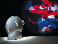 Space Projector - Projects spectacular shapes and colors