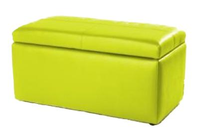 Puff Arcón 90 cm - Arcón acolchado rectangular de 90cm
