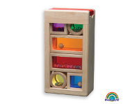 Rainbow Sound Blocks - Divertidos bloques de colores y sonidos