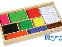 Regletas - Contiene 300 piezas