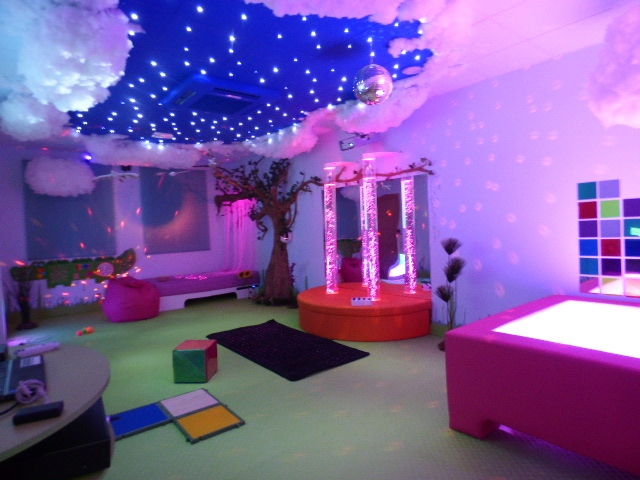 Sala Teatro Sense - El espacio más completo y profesional de estimulación multisensorial