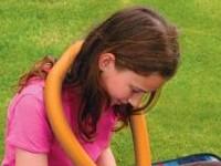 Vibrating snake - Vibrating flexible snake