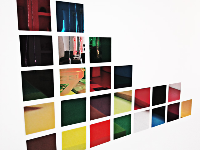 Coloured mirrors - 6 units of this amazing mirrors