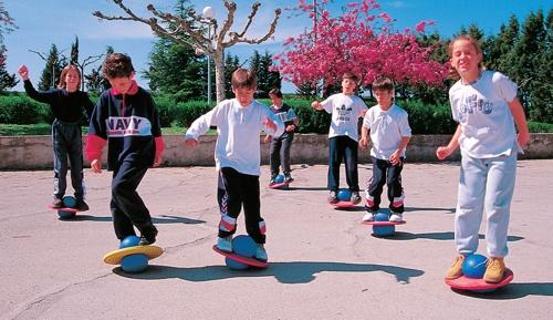 Skipiball - Salta y mantén el equilibrio