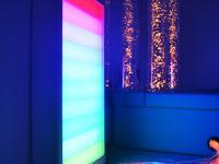 Sonocroma Sense - Panel interactivo de luz y sonido