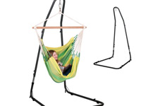 Stand for hammock chairs  - Height adjustable