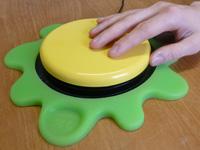 Splatz XL - Antideslizante para pulsadores grandes y otros objetos