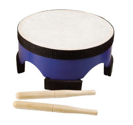 Medium ground drum - Ground drum with diameter of 20 cm