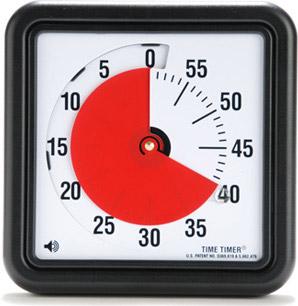 Time timer - Ideal para visualizar el tiempo