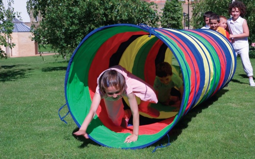 Small pop up tunnel - 48cm of diametre and 1,8m length