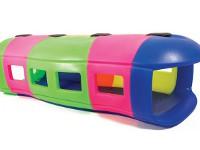 Vagon central para túnel tren - Vagón individual para túnel tren de reptación