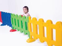 Valla infantil - Separador de espacios para niños