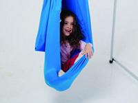 Vestibulador Elástico - Columpio flexible y resistente para vestibulación y propiocepción