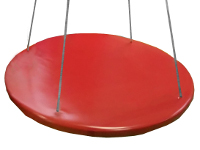 Round platform swing - Classic and functional