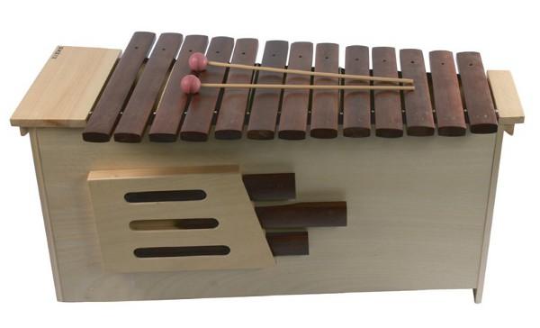 Xilófono Do1 a La2 - Xilófono con notas de Do-1 a La-2