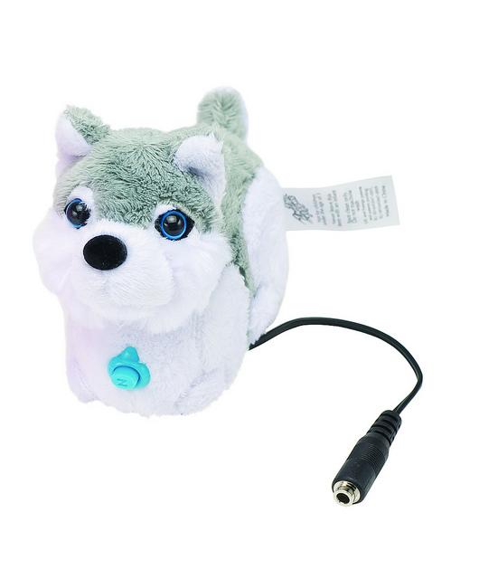 Zhu Zhu Puppies Azul - Pulsa el conmutador para que comience a correr