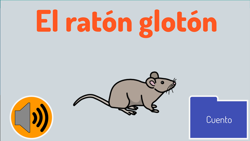 The glutton mouse