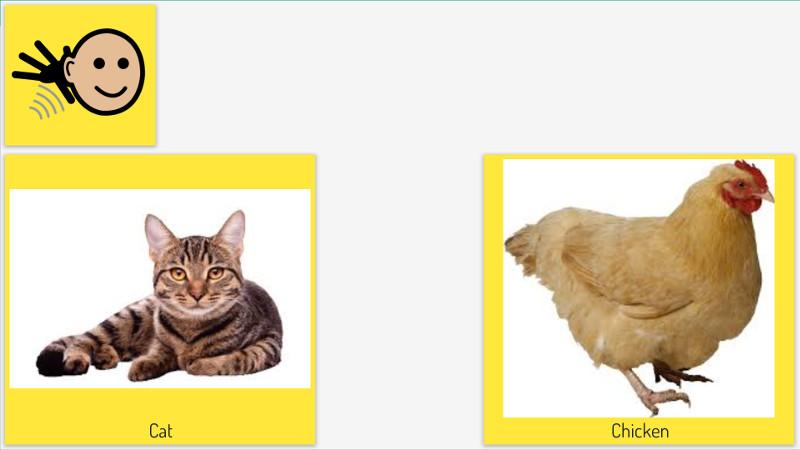 Identification of animal sounds