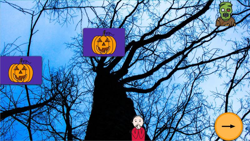 Juego Halloween