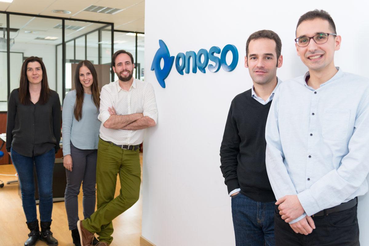 Foto del equipo de Eneso