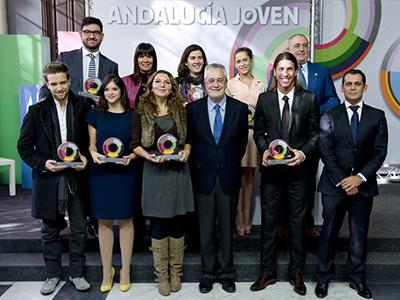Premio Andalucía Joven 2011